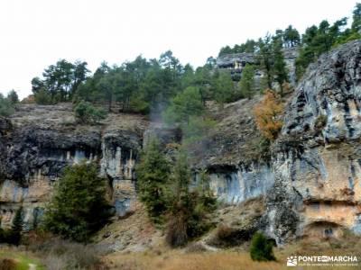 Cañones del Río Lobos y Valderrueda;senderismo peñalara pedrezuela turismo vídeos valle del jert
